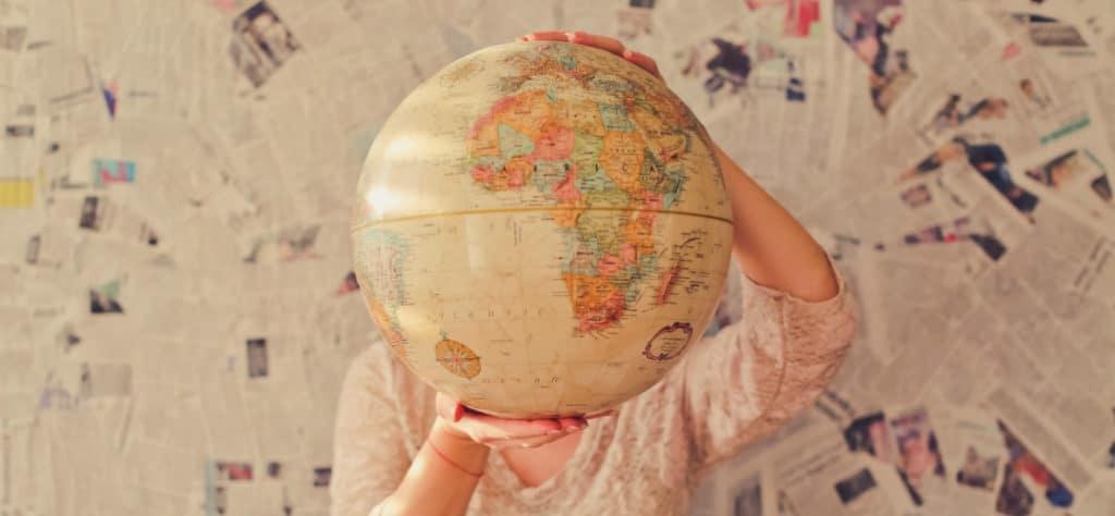 Growing up Overseas